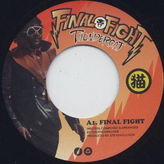Thundercat / Final Fight label