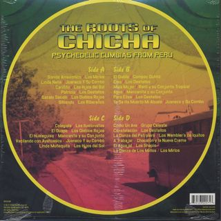 V.A. / The Roots Of Chicha back