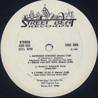 V.A. / Ultimate Breaks & Beats (504) label