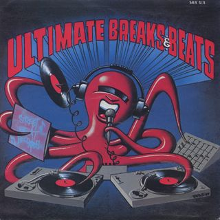 V.A. / Ultimate Breaks & Beats (513) front