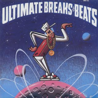 V.A. / Ultimate Breaks & Beats (516) front