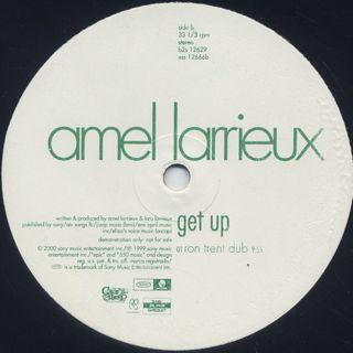 Amel Larrieux / Get Up (2x12