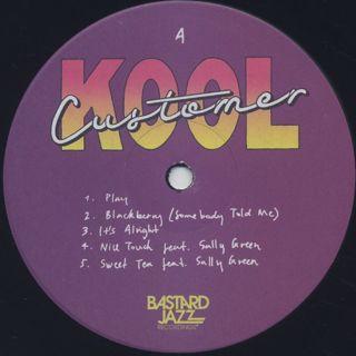 B. Bravo & Rojai Are Kool Customer / Kool Customer label