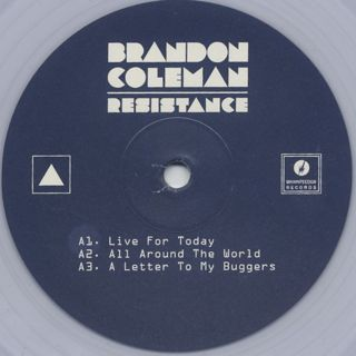 Brandon Coleman / Resistan label