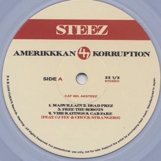 Capital STEEZ / AmeriKKKan Korruption label