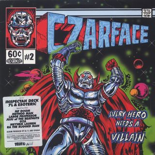 Czarface / Every Hero Needs A Villain