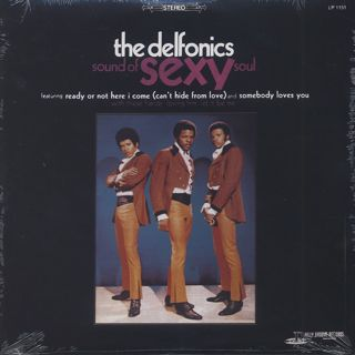 Delfonics / Sound Of Sexy Soul