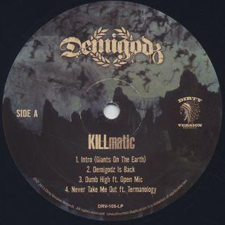 Demigodz / KILLmatic label