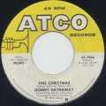 Donny Hathaway / This Christmas (EX-)-1