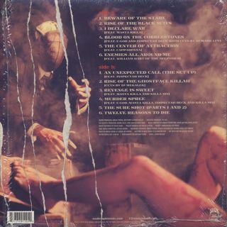 Ghostface Killah & Adrian Younge / Twelve Reasons To Die back