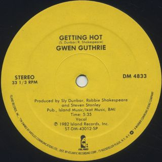 Gwen Guthrie / It Should Have Been You
