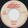Heptones / I Miss You
