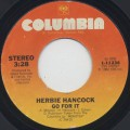 Herbie Hancock / Go For It c/w Stars In Your Eyes