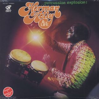 Herman Kelly and Life / Percussion Explosion