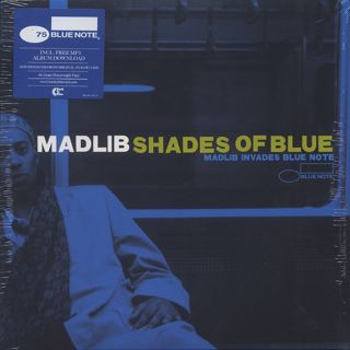 Madlib / Shades Of Blue (2LP)