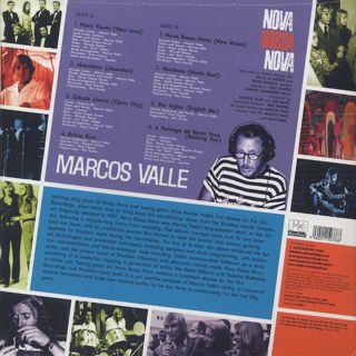 Marcos Valle / Nova Bossa Nova back