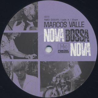 Marcos Valle / Nova Bossa Nova label
