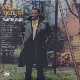 Marvin Gaye / What's Going On (Re) back