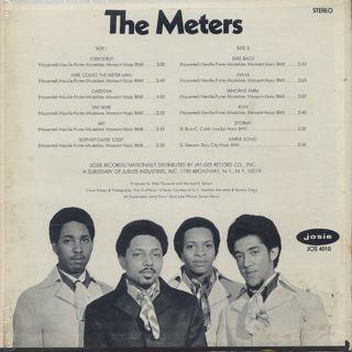 Meters / S.T. back