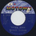 Michael Jackson / Rockin' Robin c/w Love Is Here And Now You're Gone-1