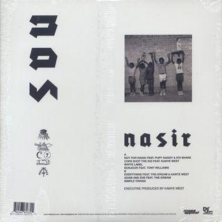 Nas / Nasir back