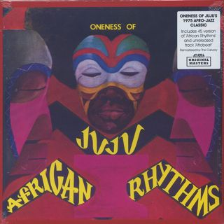 Oneness Of Juju / African Rhythms (Remastered) front