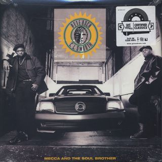 Pete Rock & CL Smooth / Mecca & The Soul Brother (2LP)