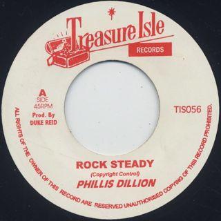 Phillis Dillion / Rock Steady