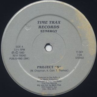 Synergy / Project 5 front