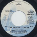 Tony Sylvester and The New Ingredient / The Magic Touch (45)