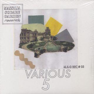 V.A. / MSG REC #03 - Various 5