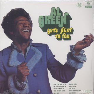 Al Green / Get's Next To You