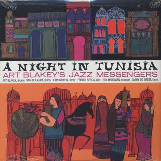 Art Blakey's Jazz Messengers / A Night In Tunisia