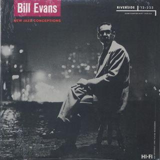 Bill Evans / New Jazz Conception