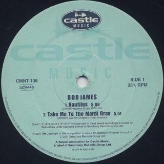 Bob James / Nautilus / Take Me To The Mardi Gras