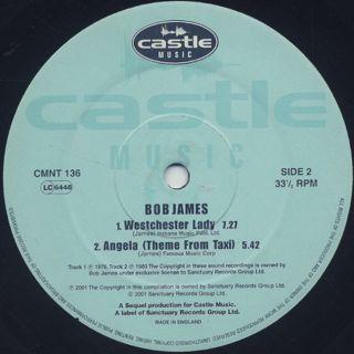 Bob James / Nautilus / Take Me To The Mardi Gras back
