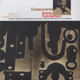Bobby Hutcherson / Components front