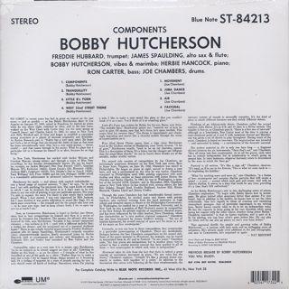 Bobby Hutcherson / Components back
