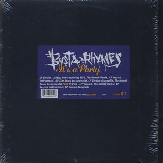 Busta Rhymes / It's A Party