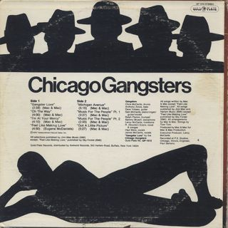 Chicago Gangsters / Gangster Love back