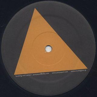 Cro-Magnon / Great Triangle EP back