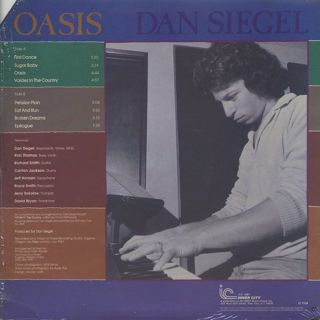 Dan Siegel / Oasis back