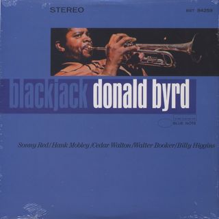 Donald Byrd / Blackjack