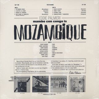 Eddie Palmieri / Mambo Con Conga Is Mozambique back