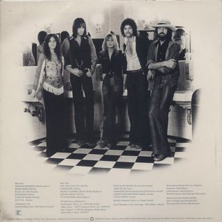 Fleetwood Mac / Fleetwood Mac back