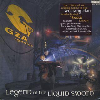 GZA / Legend Of The Liquid Sword