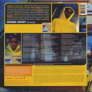 Grand Agent / By Design back