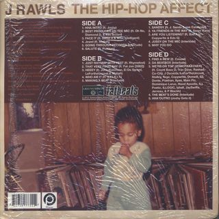 J Rawls / The Hip-Hop Affect back