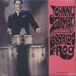 Johnny Zamot / Introduces The Boogaloo Frog