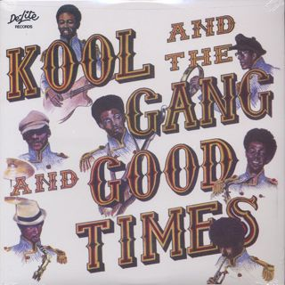 Kool And The Gang / Good Times front